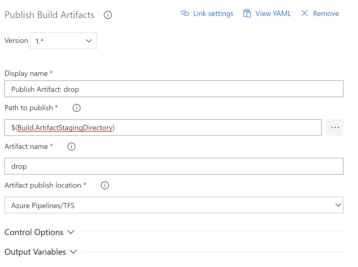 Deploying  NET Core WebJobs to Azure using Azure Pipelines