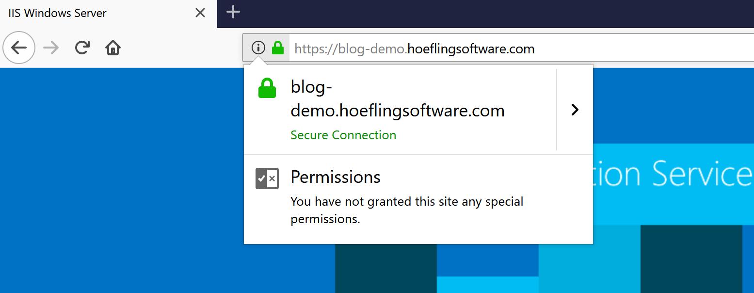 Configuring Cloudflare SSL Certificates on Windows Server