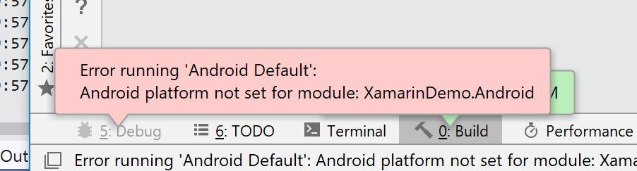 Troubleshooting JetBrains Rider and Visual Studio 2019 Xamarin